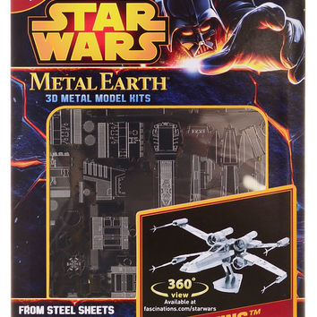 X-Wing Fighter Star Wars 3-D Sculpture Kit