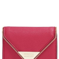 Women's Rebecca Minkoff 'Molly' Metro Wallet - Red