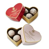 Charbonnel Champagne Chocolate Truffles, Set of 2