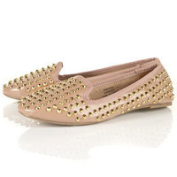 MAVERIQ Heavy Studded Slippers - Slippers - Flats  - Shoes