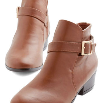 ModCloth Style at the Ready Bootie