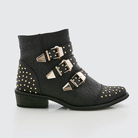 Archer Stud Boots | Trendy Boots at Pink Ice