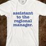 Assistant Manager - zerotees