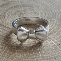 kawaii ribbon ring