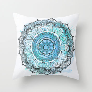 Create Throw Pillow by Rskinner1122