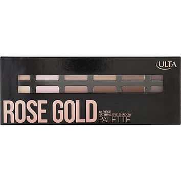 Rose Gold Natural Eye Shadow Palette