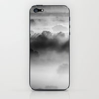 Drifting Morning Mist iPhone & iPod Skin by John Dunbar | Society6