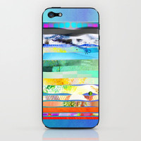 COLLAGE LOVE - a Princess and a pea  iPhone & iPod Skin by Gréta Thórsdóttir | Society6