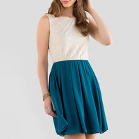 Admiral Lace Dress