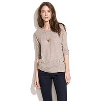 Women&#x27;s NEW ARRIVALS - tees &amp; tanks - Locksmith Top - Madewell