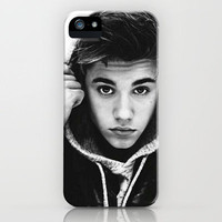 Justin Bieber Signature iPhone Case by Toni Miller | Society6
