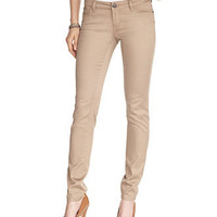 Celebrity Pink Jeans, Skinny Khaki Wash - Juniors Jeans - Macy&#x27;s