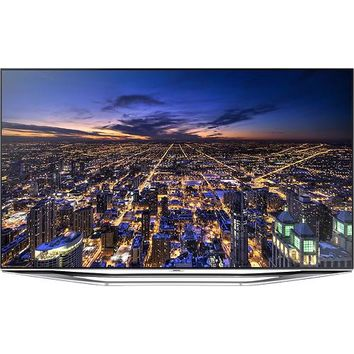 "Samsung - 46"" Class (45-9/10"" Diag.) - LED - 1080p - Smart - 3D - HDTV - Silver"