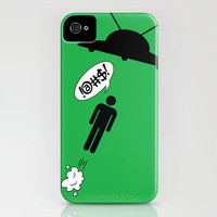 UFO's iPhone Case by Li9z | Society6