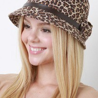 Love Like Leo Cloche Hat