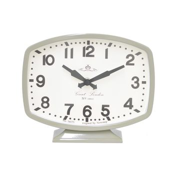Oblong Table Clock