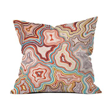 Earth's Elements Pillow Cover