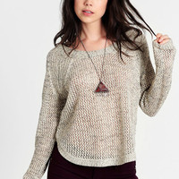 Futile Fancy Sweater - $46.00: ThreadSence, Women's Indie & Bohemian Clothing, Dresses, & Accessories