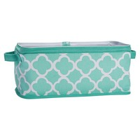 Girls Store-It Canvas Bin Collection, Clover