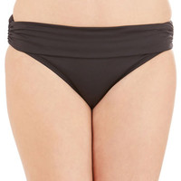ModCloth Minimal Cannonball Contest Swimsuit Bottom