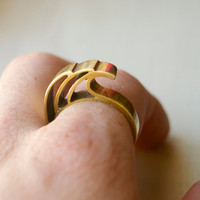 Wave/ Ocean Ring