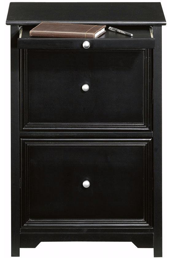 oxford file cabinet with pull out shelf from home decorators. Black Bedroom Furniture Sets. Home Design Ideas