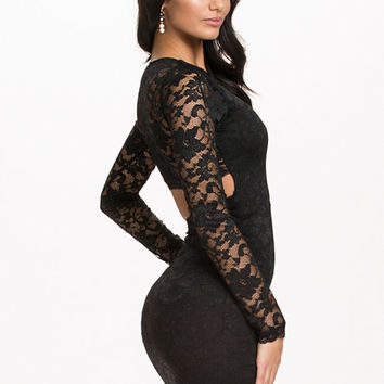 Scallop Lace Dress, NLY One