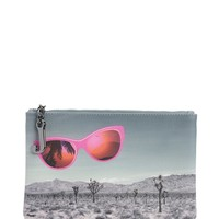 DESERT GLASS POUCH by Juicy Couture