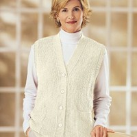 National Textured Vest, Plus $24.95