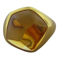 1STDIBS.COM Jewelry & Watches - Pomellato - POMELLATO Gold Citrine Ring - OakGem
