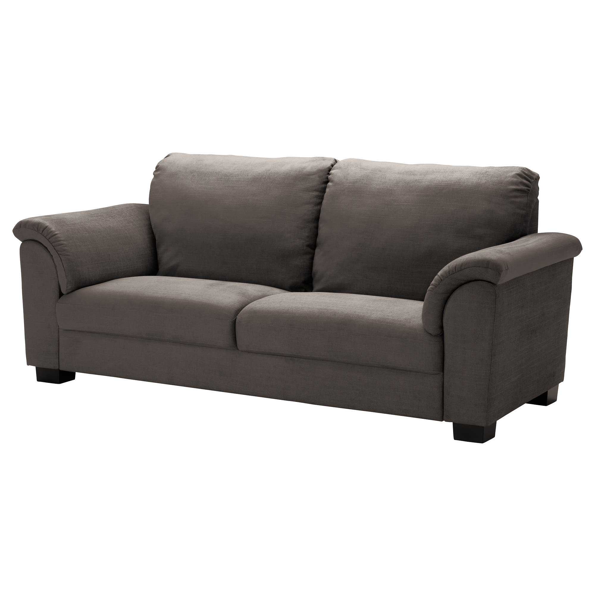 tidafors sofa tullinge gray brown from ikea
