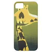 African Giraffe iPhone 5 Case from Zazzle.com