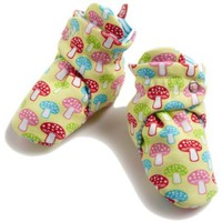 Zutano Baby-girls Infant Mushrooms Bootie $21.00