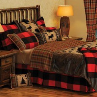 Woodsman Deluxe Bedding Set | Atlantic Linens