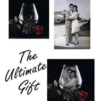 ULTIMATE GIFT IDEA! Email your Photo today, Choose your size and Have this Gorgeous Effect created, printed and Mailed to you!