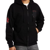 DTA SECURED BY ROGUE STATUS Men`s Pleik Zip Hoodie $55.00