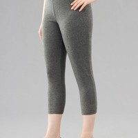 Ulla Popken Crop Leggings $29.00