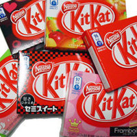 Japanese Kit Kat Variety Pack | White Rabbit Express