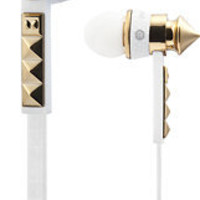 Beats By Dr. Dre - Monster Heartbeats by Lady Gaga Earbud Headphones - White - 128687-00