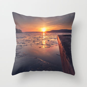 December 2 Throw Pillow by HappyMelvin