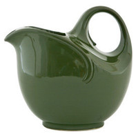 Browsing Store - Vintage Pitcher Green 48 oz