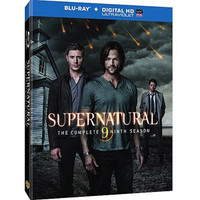 Walmart: Supernatural: The Complete Ninth Season (Blu-ray + Digital HD) (Widescreen)