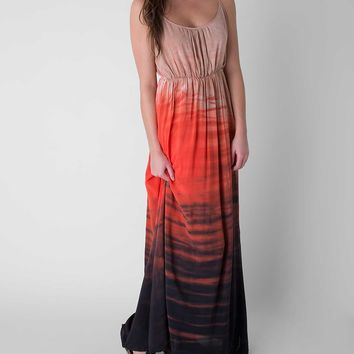Moon & Sky Tie Dye Maxi Dress