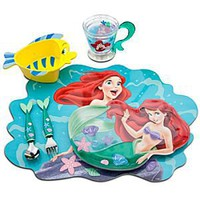 Disney The Little Mermaid Meal Time Magic Collection | Disney Store