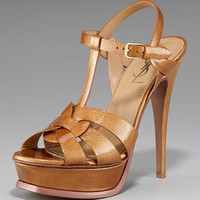 YSL Newest Spring Sandal [2011061745] - : Yves Saint Laurent