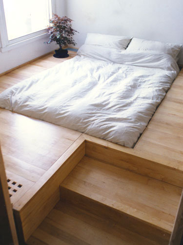 Sunken Bed » Funny, Bizarre, Amazing Pictures & Videos-AWESOME!!!