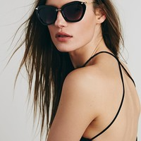 Free People Hanna Lux Sunglass