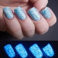 Light It Up Blue -  Nail Polish 15ml (.5oz)