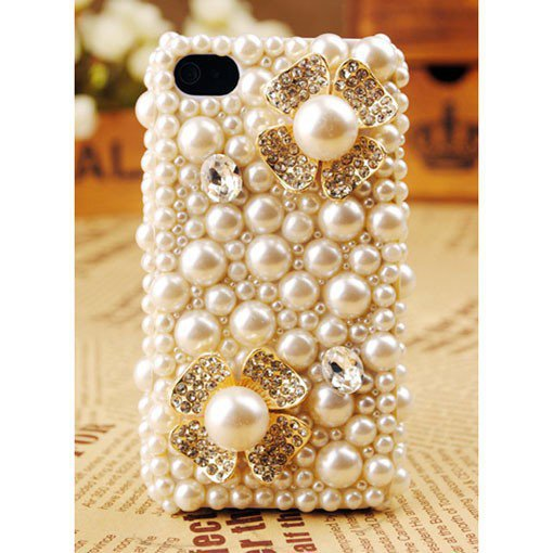 iPhone 5 4S-4G-3GS iPod Touch4G 3D Pearl from gullei.com | Best