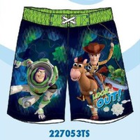 Disney Toy Story Woody & Buzz Lightyear Bathing Suit $14.88